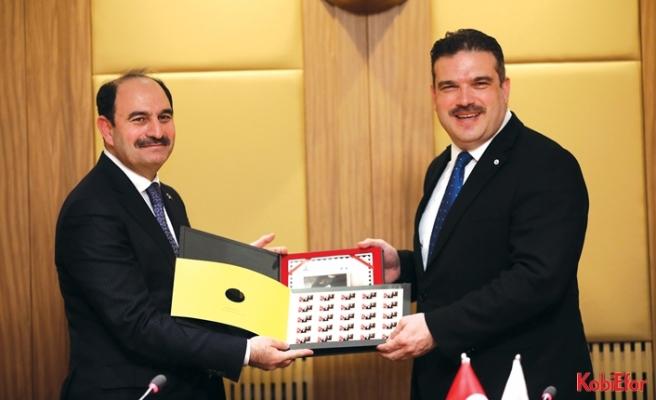 PTT A.Ş. ve Anadolu Üniversitesi'nden işbirliği