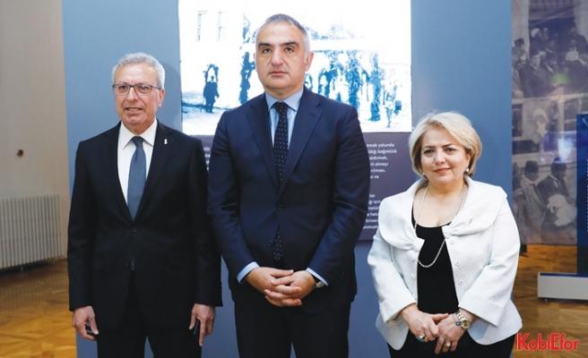 Türkiye İş Bankası İktisadi Bağımsızlık Müzesi açıldı
