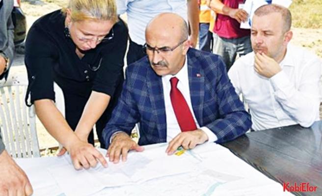 Ceyhan OSB ve Enerji İhtisas Endüstri Bölgesi yatırımcılarınıbekliyor