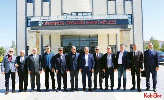 Diyarbakır OSB ulusal ilgi görüyor