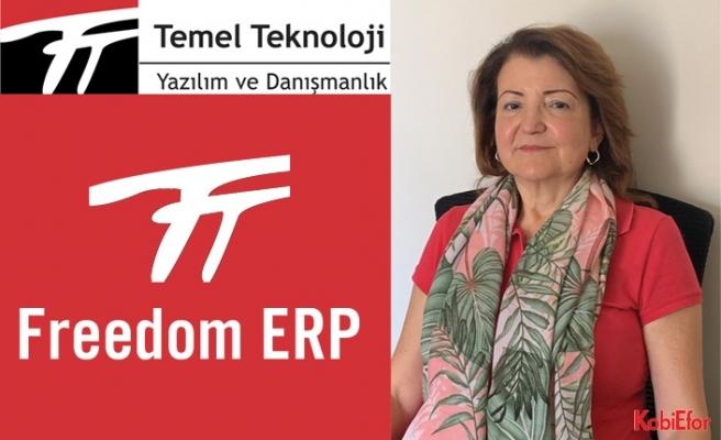 Freedom ERP Yazılımı ile hedeflerinize ulaşın