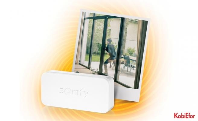 Somfy IntelliTAG ile evinizin güvenliğini sağlayın