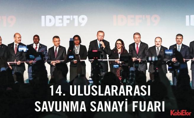 Türk savunma sanayisigövde gösterisi yaptı