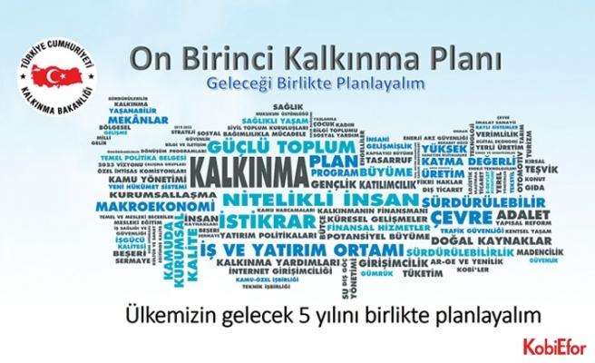 2019-2023 dönemi 11. Kalkınma Planı:Hedefleri gerçekliğe geriledi