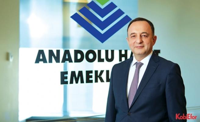 Anadolu Hayat Emeklilik'in aktif büyüklüğü 23 milyar TL'ye yaklaştı
