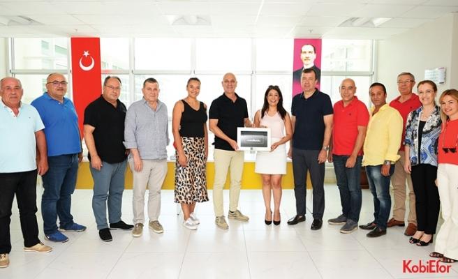 Antalya OSB melek yatırım ağı kuruyor