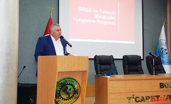 Bilecik TSO: Teknoloji odaklı personel yetiştirme