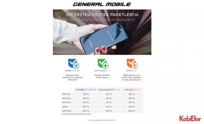 General Mobile: 'GMHepYeni' iletelefonların değeri korunuyor