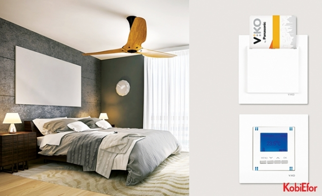Panasonic'ten teknolojik çözümler, daha konforlu oteller