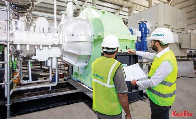 Türkiye'nin en büyük ikinci biyokütle santralinin tercihi Siemens