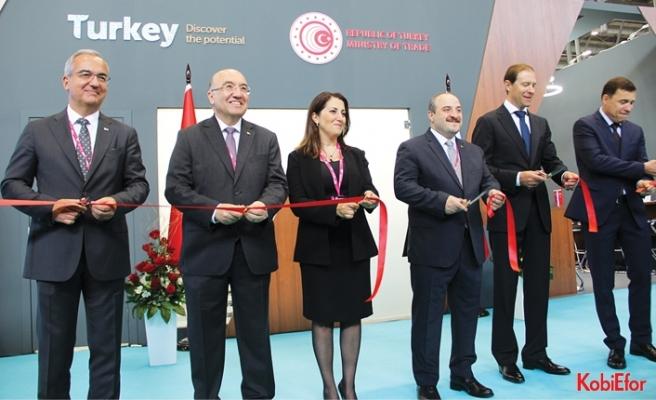 'Türkiye'nin Makinecileri', Rusya'da Putin'le buluşuyor