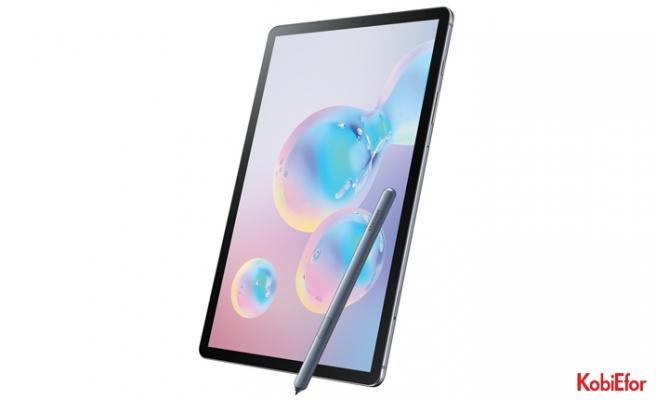 Yaratıcılığı veverimliliği artıran yeni tablet; Samsung Galaxy Tab S6