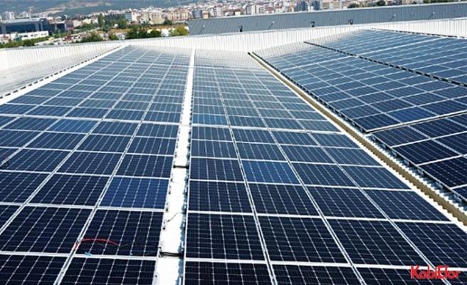 DOSAB, enerjisinin yüzde 50'sini güneşten karşılayacak