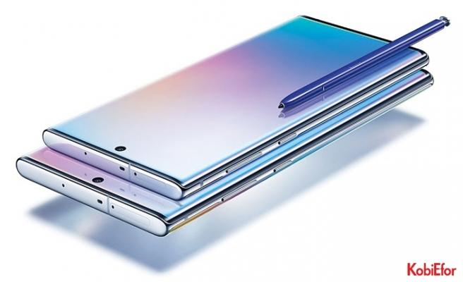 Eski telefonunuzu getirin GalaxyNote10 ve Note 10+'asahip olun