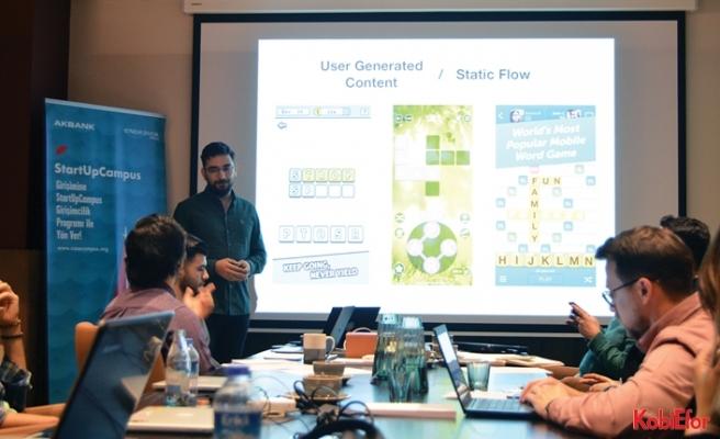 Genç girişimlerin destekçisi StartUpCampus başlıyor