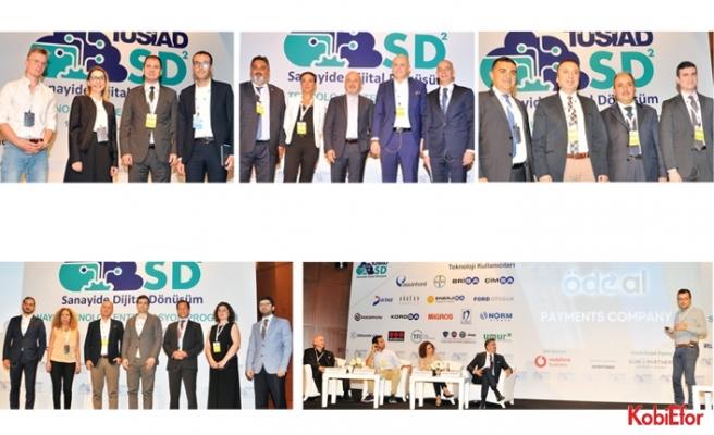Teknoloji kullanıcıları ile tedarikçileri güçlerini TÜSİAD SD2'de birleştirdi