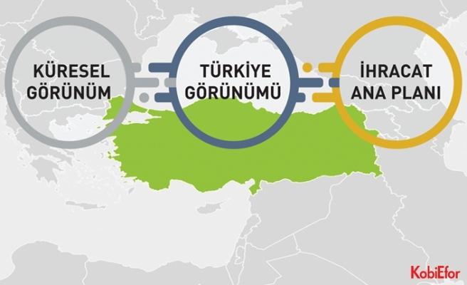 """Ticaret Bakanı Ruhsar Pekcan'ın açıkladığı """"İhracat Ana Planı"""" ileTürkiye teknoloji savaşına hazır"""