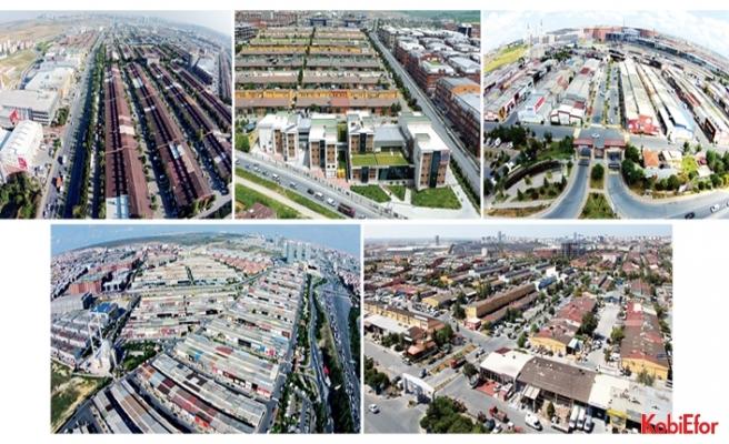 İstanbul sanayisinin başkenti; İkitelli Organize Sanayi Bölgesi