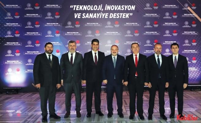 Bölgesel kalkınma ve inovasyona750 milyon lira fon