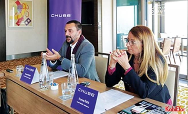 Chubb Türkiye'de 10. yılını kutluyor