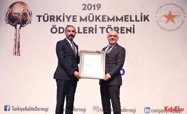 Gaziantep Ticaret Odası (GTO),  Türkiye'nin ilk ve tek 5 yıldızlı ticaret odası oldu