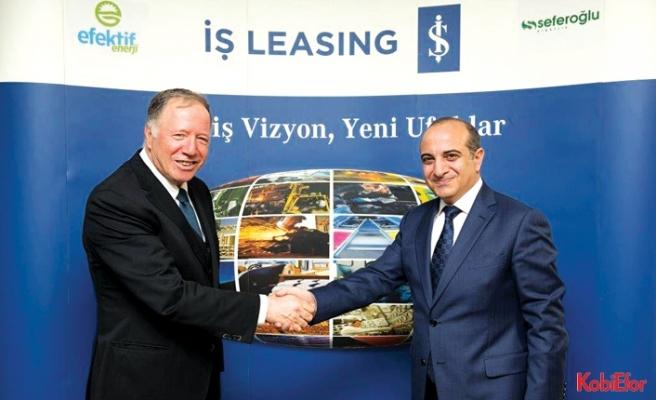 İş Leasing'den yenilebilir enerjiye destek