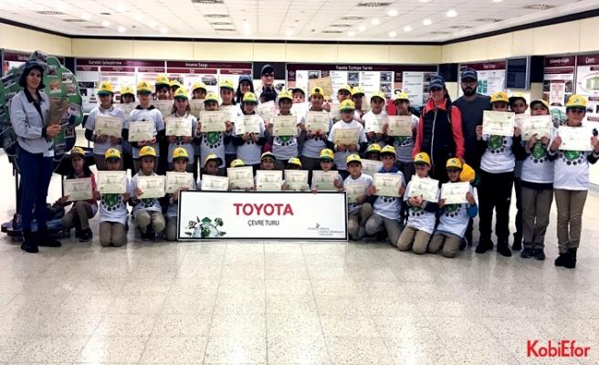 Toyota Otomotiv sosyalsorumluluk çalışmalarına hız verdi