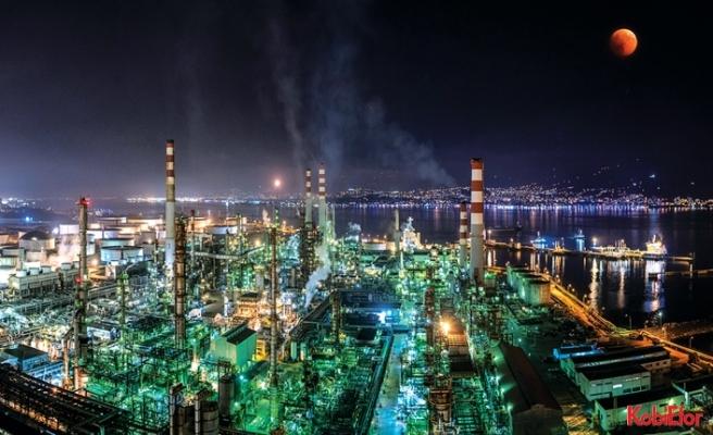 Tüpraş'ın ilk 9 ay satışı 22.2 milyon ton oldu