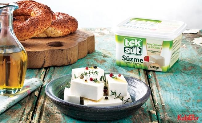 Teksüt Peynir artık Avrupa'da