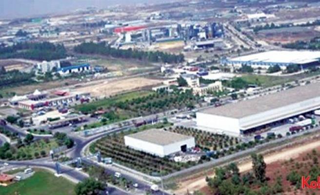 Adana OSB'de Tekstil Kümelenmesi