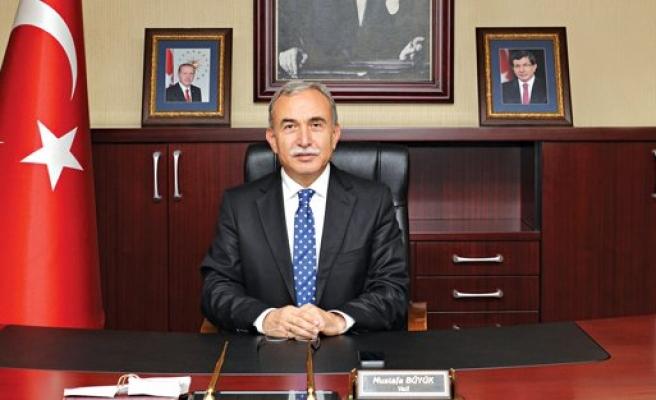 Adana Valisi Mustafa Büyük: Mega projeler Adana'yı uçuracak