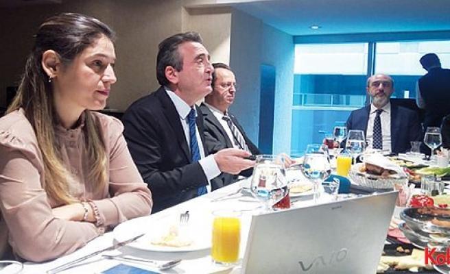 """Alper Kanca: """"AB'ye motorlu taşıt ihracatında ilk sırada Türkiye yer alıyor"""""""