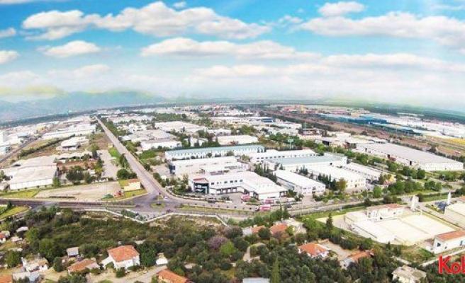 Antalya OSB'ye teknoloji merkezi
