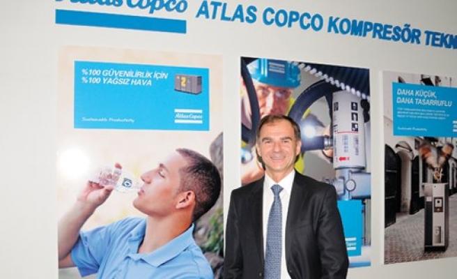 Atlas Copco Türkiye; İnovasyon işinin kalbinde