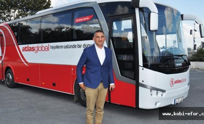 Atlasglobal, Fly&Bus filosunu yeniledi