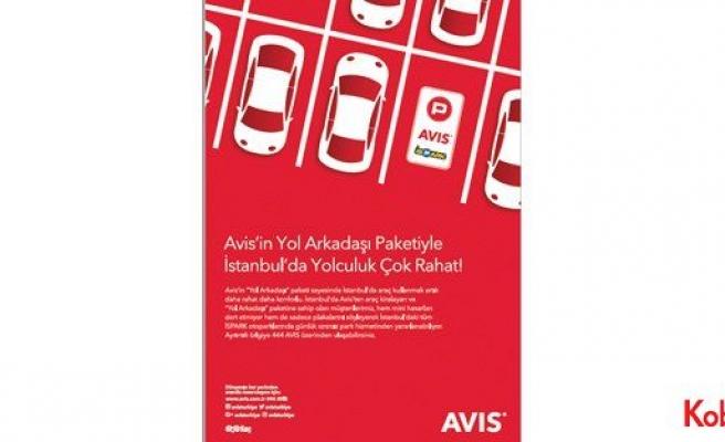AVIS'den Yol Arkadaşı Paketi