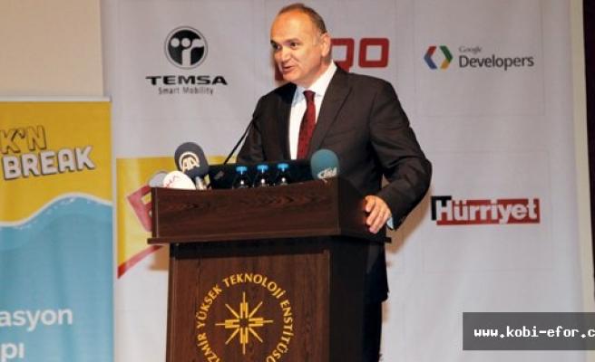 Bakan Faruk Özlü: Türkiye'de açık inovasyon felsefesi yaygınlaşmalı
