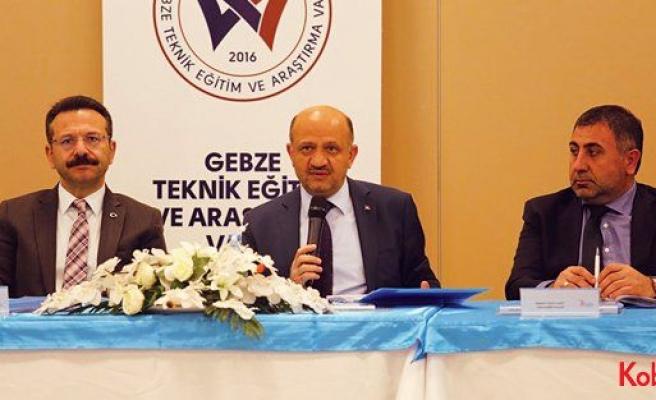 """Başbakan Yardımcısı Fikri Işık: """"GTÜ bölgemiz için bir şanstır"""""""