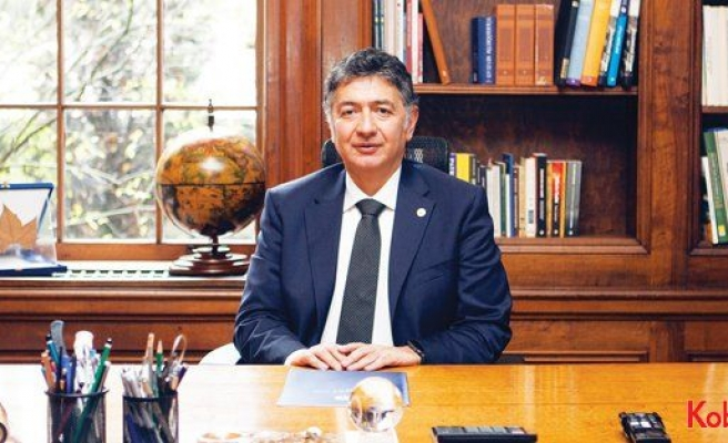 Boğaziçi Üniversitesi Rektörü Prof.Dr. Medmed Özkan, TÜBİTAK Bilim Kurulu'nda