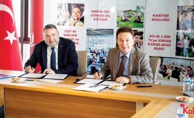 Boytaş ve AGÜ protokol imzaladı