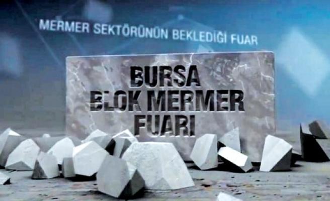 Bursa TSO mermere yoğunlaştı