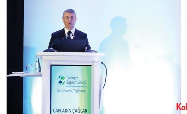 Çağlar yeniden Türkiye Sigorta, Reasürans ve Emeklilik Şirketleri Birliği'ne seçildi
