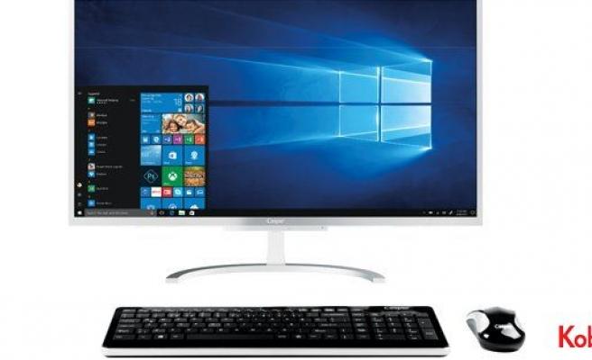 Casper Nirvana One A430 ve A550 tümleşik bilgisayarlarla tasarım ve performans bir arada
