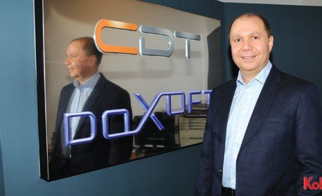 """CDT Bilgi Teknolojileri Genel Müdürü Alpay Göğüş; """"Ya işini sev, ya da sevdiğin işi yap"""""""