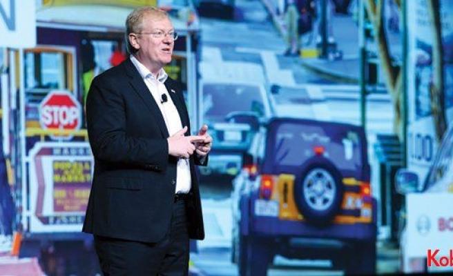 CES 2018: Bosch geleceği akıllı şehirlerde görüyor