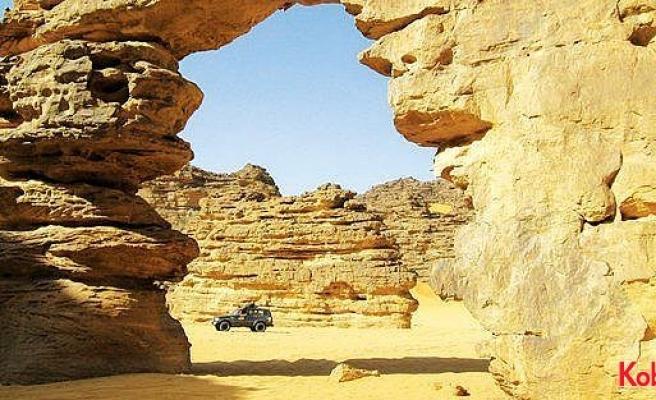Cezayir, Moritanya, Senegal ve Mali'