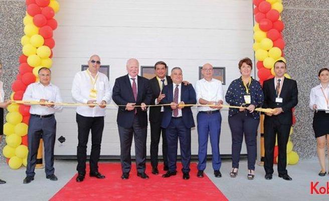 DHL Freight, Manisa'daki yeni deposunun açılışını kutladı