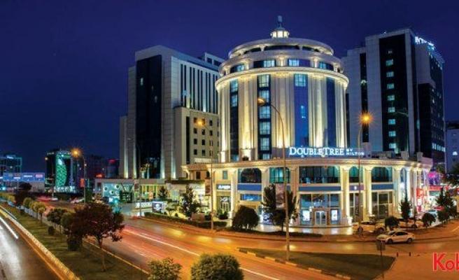 DoubleTree by Hilton Gaziantep kapılarını açtı