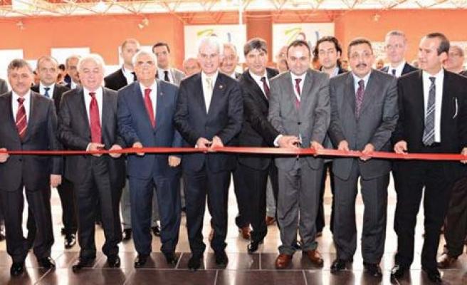Dünya mobilya sektörü İstanbul'da buluştu