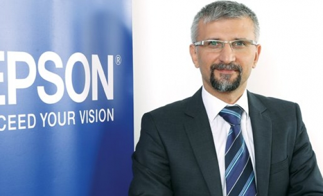 Epson Türkiye'den sürdürülebilir büyüme hedefi: Kullanıcıların ilk tercihi olmak